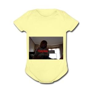 jjbergs - Short Sleeve Baby Bodysuit