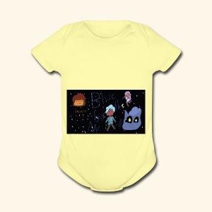 The Blu MERCH - Short Sleeve Baby Bodysuit