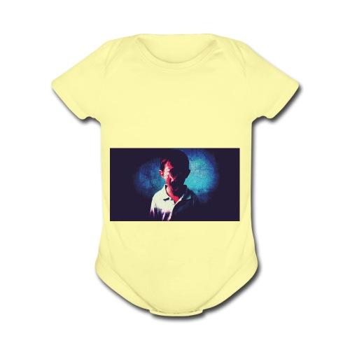 maxresdefault - Organic Short Sleeve Baby Bodysuit