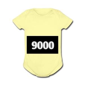 9000 - Short Sleeve Baby Bodysuit