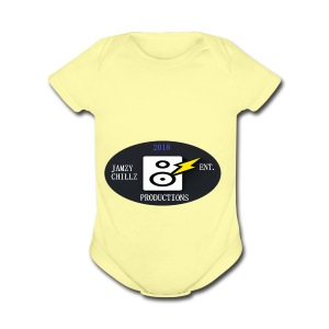 Jc Entertainment - Short Sleeve Baby Bodysuit