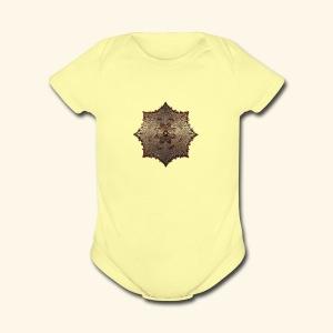 Design jewerly - Short Sleeve Baby Bodysuit