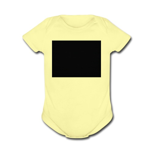 UNKNOWN BOY - Organic Short Sleeve Baby Bodysuit