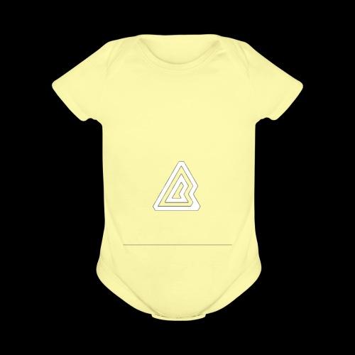 IMG 0115 - Organic Short Sleeve Baby Bodysuit
