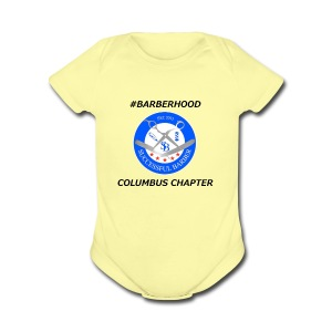 SB Columbus Chapter - Short Sleeve Baby Bodysuit