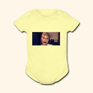 7EE5FD71 8215 430B B397 818B40647437 - Short Sleeve Baby Bodysuit