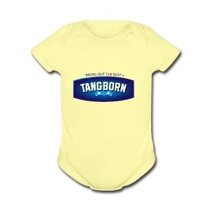Tangborn Real Mayo - Short Sleeve Baby Bodysuit