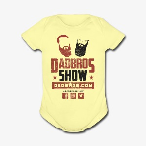 Dad Bros Show Fight Shirt - Short Sleeve Baby Bodysuit