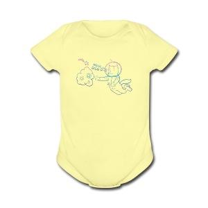 Meet GitLab CI/CD! - Short Sleeve Baby Bodysuit
