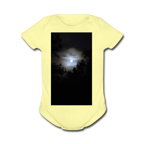 IMG 20171005 212643 - Organic Short Sleeve Baby Bodysuit