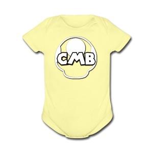 CMB Merch - Short Sleeve Baby Bodysuit