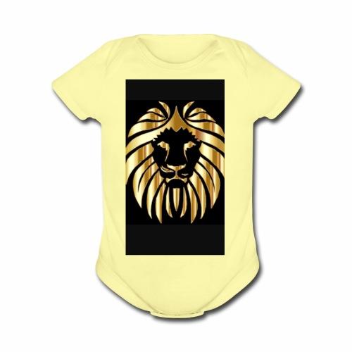F76BC7D3 974C 40B4 A089 5CF829C2E3B3 - Organic Short Sleeve Baby Bodysuit