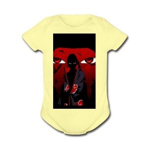 Itachi 2 - Short Sleeve Baby Bodysuit