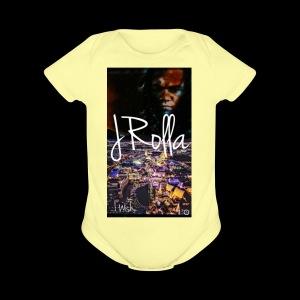 JRolla-Wish - Short Sleeve Baby Bodysuit