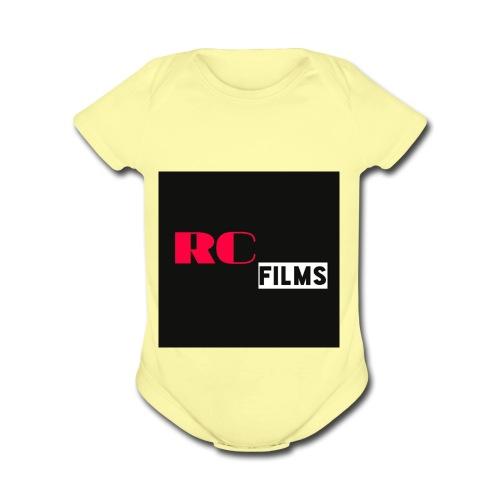 25445944 1668415219847233 4253334753774852758 n - Organic Short Sleeve Baby Bodysuit