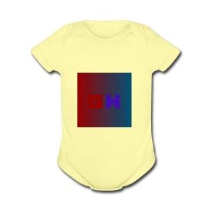 HG First Merch Buy Now - Short Sleeve Baby Bodysuit