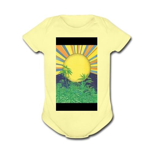 26731530 605296083152614 7304521987103305429 n - Organic Short Sleeve Baby Bodysuit