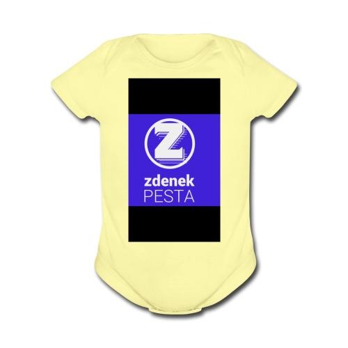 Zdenekpesta - Organic Short Sleeve Baby Bodysuit