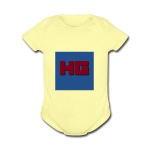 HG Merch - Short Sleeve Baby Bodysuit