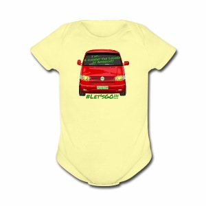 15081973331757 - Short Sleeve Baby Bodysuit