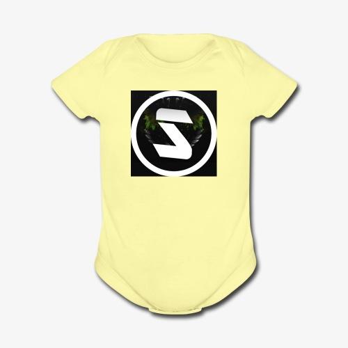 Schwarlaws - Organic Short Sleeve Baby Bodysuit