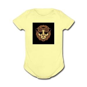 guccixix merch - Short Sleeve Baby Bodysuit