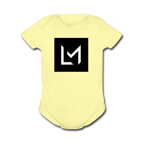 thB9R26419 - Organic Short Sleeve Baby Bodysuit