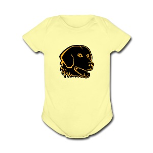 UMBC Softba 2018 - Short Sleeve Baby Bodysuit