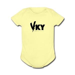 VKYSmallz - Short Sleeve Baby Bodysuit