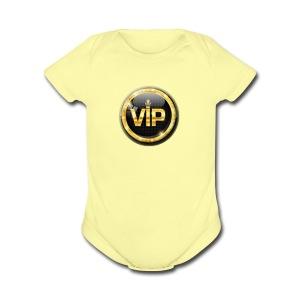 cat mierch - Short Sleeve Baby Bodysuit