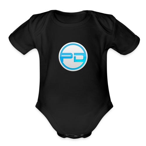 PR0DUD3 - Organic Short Sleeve Baby Bodysuit