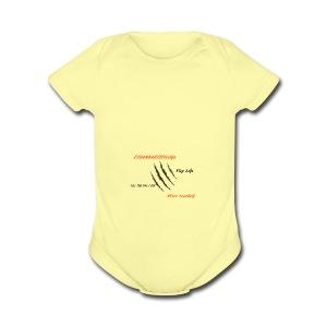 EthanBarteeVlogs - Short Sleeve Baby Bodysuit