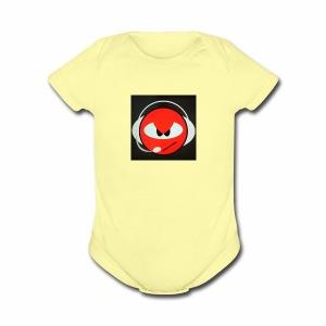 tryhard - Short Sleeve Baby Bodysuit