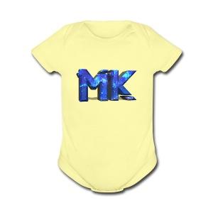Moba King - Short Sleeve Baby Bodysuit