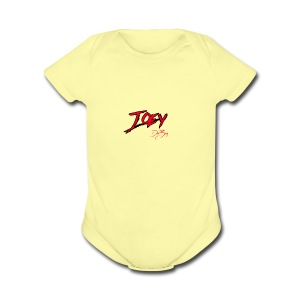 DreZzy ( Joey Edition ) V2 - Short Sleeve Baby Bodysuit