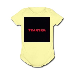 Best murchandise - Short Sleeve Baby Bodysuit