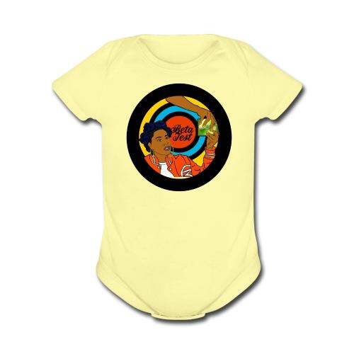BetaTest T-Shirt - Organic Short Sleeve Baby Bodysuit