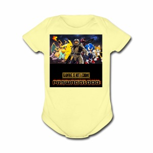 games galore - Short Sleeve Baby Bodysuit