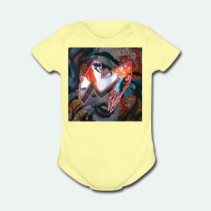 IMG - Short Sleeve Baby Bodysuit
