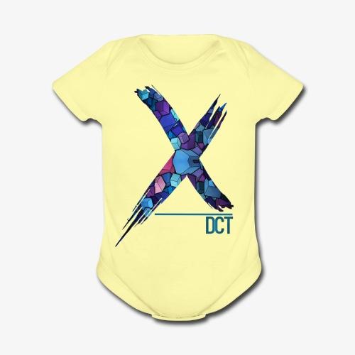 Official DCT X Design - Organic Short Sleeve Baby Bodysuit