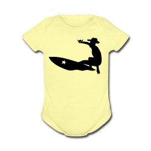 C2BBP - Short Sleeve Baby Bodysuit