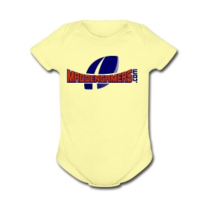 MaddenGamers - Short Sleeve Baby Bodysuit