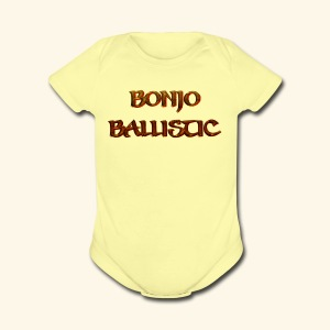 BonjoBallistic - Short Sleeve Baby Bodysuit