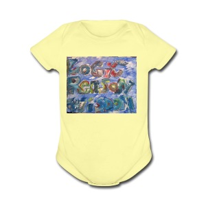 IMG_0226 - Short Sleeve Baby Bodysuit