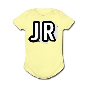 IMG 0006 - Short Sleeve Baby Bodysuit