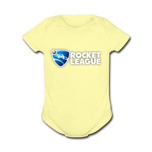 -Rocket League hoodie - Short Sleeve Baby Bodysuit