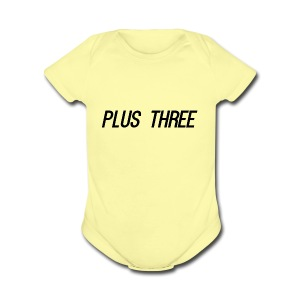new design transparent - Short Sleeve Baby Bodysuit