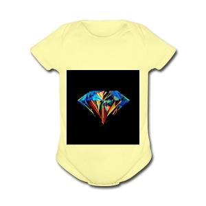 Beyond Reality Merchandise - Short Sleeve Baby Bodysuit