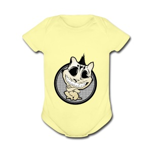 Da Rudge Fan Shop - Short Sleeve Baby Bodysuit