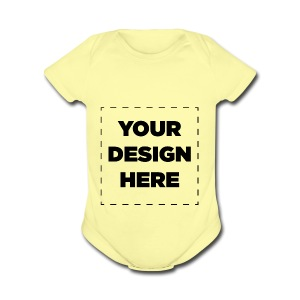 Name of design - Short Sleeve Baby Bodysuit